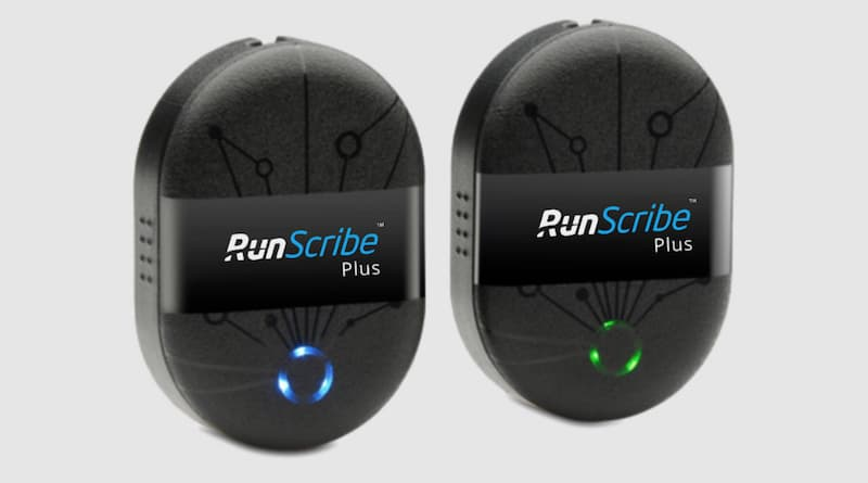 Capture the mechanics of how you run with the new RunScribe Plus
