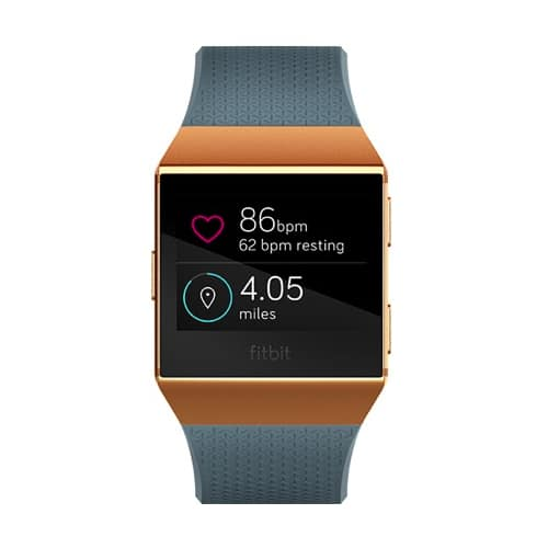 choosing the right fitbit tracker - Review: Fitbit Ionic, more fitness watch than smartwatch