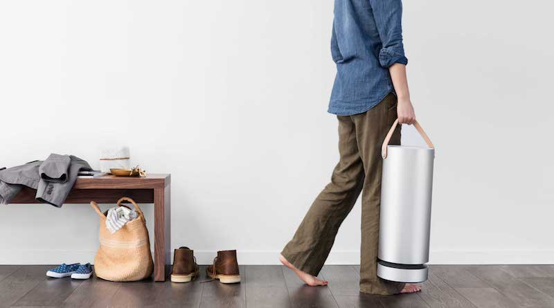 Clean the air like a boss with the Molekule Air Purifier