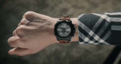 Diesel On Full Guard smartwatch is now available for pre-sale