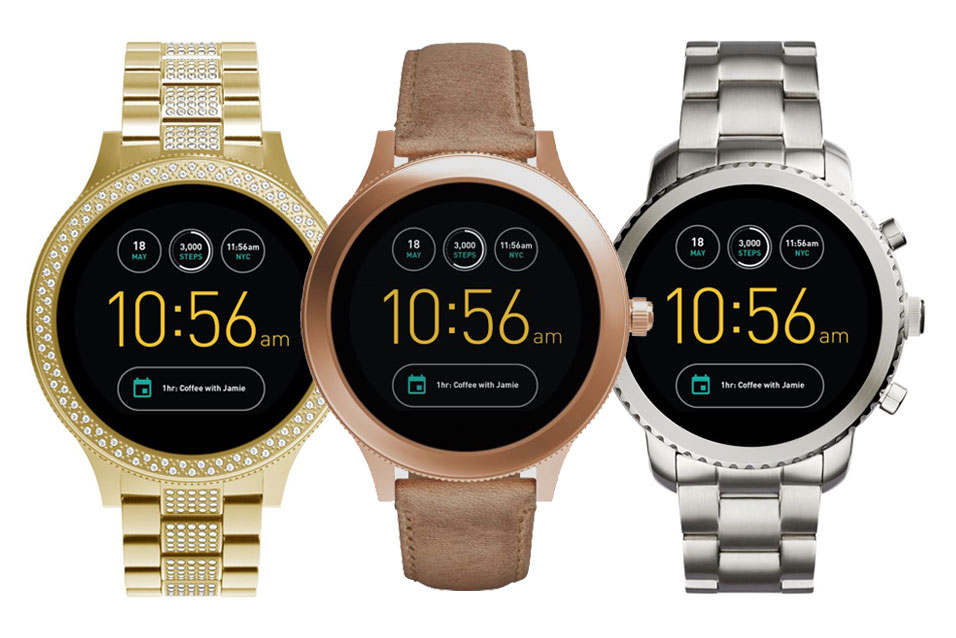 fossil s 3rd generation q venture and q explorist are up for pre order now - IFA 2017 preview: Wearables to expect at Europe's largest tech show