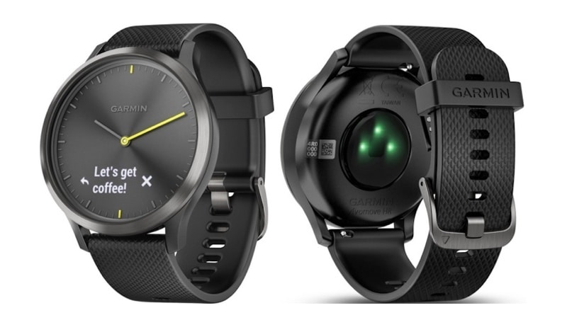 Garmin Vivomove HR renders ahead of IFA point to imminent release