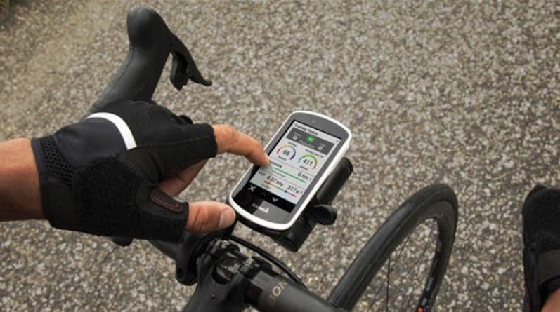 Is this the new Garmin Edge 1030?