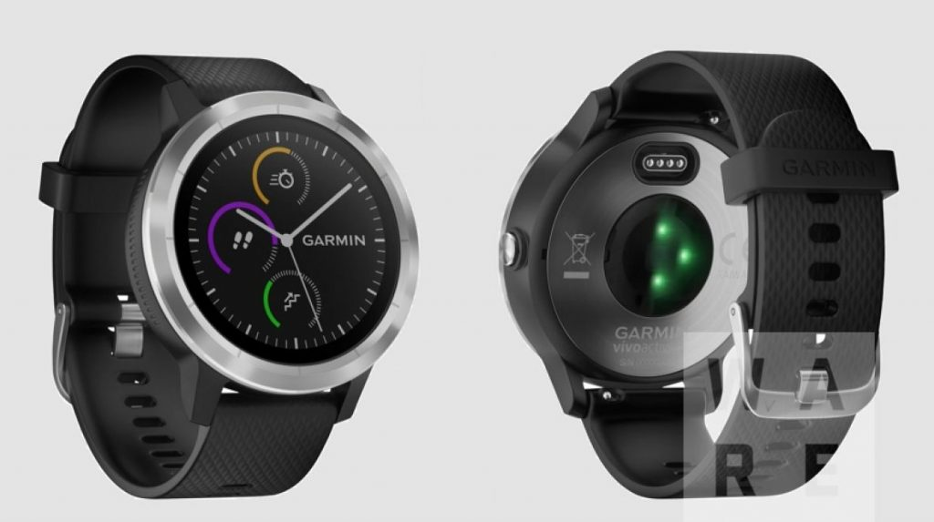 leaked pics of garmin vivoactive 3 show classy new design 2 1024x573 - Apple Watch Series 3, Fitbit smartwatch and Garmin Vivoactive 3 are just around the corner