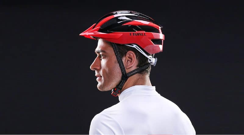 Livall MT1 smart cycling helmet puts the bling into mountain biking
