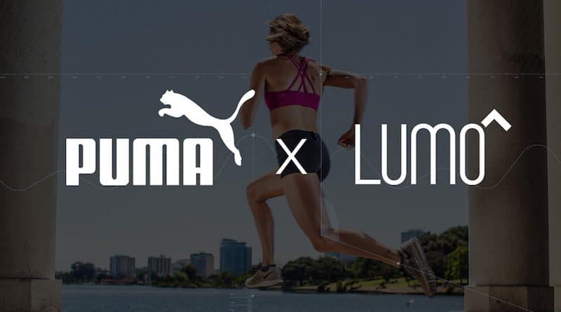 Lumo and PUMA partner to build sports performance product