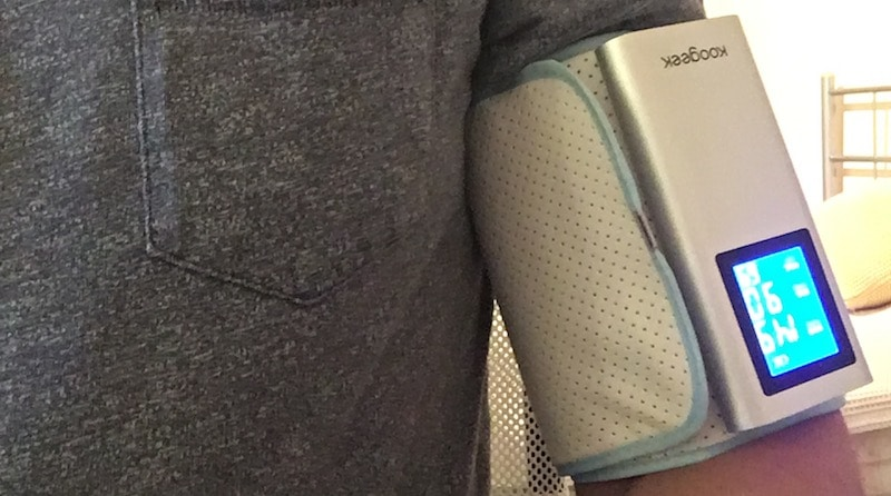 review koogeek bp2 keep tabs on your blood pressure with this simple to use monitor - Review: Koogeek BP2, keep tabs on your blood pressure with this simple to use monitor