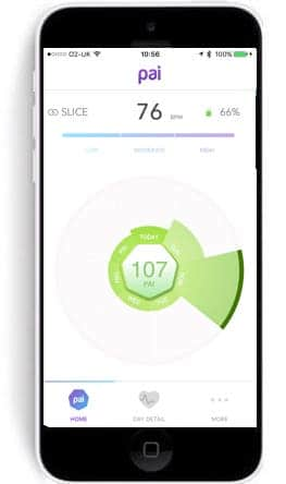 review mio slice make sense of your personal heart rate data 6 - Review: Mio SLICE, make sense of your personal heart rate data