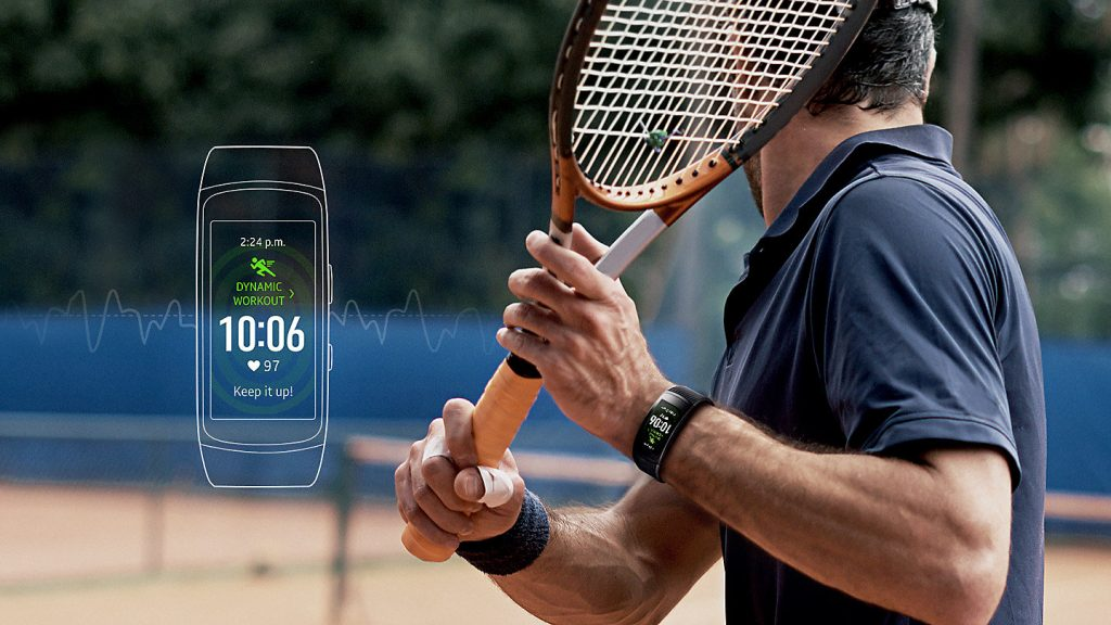 samsung gear fit 2 pro comes with water proofing and auto recognition for sports 3 1024x576 - Samsung Gear Fit 2 Pro comes with water-proofing and auto recognition for sports