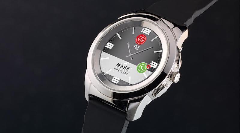 ZeTime hybrid watch to start shipping in September
