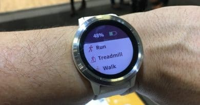 IMG 0918 390x205 - Here is our first look at Garmin Vivoactive 3