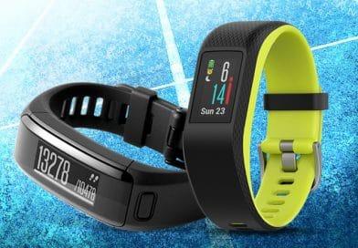 Garmin Vivosport or Vivosmart HR+: The weigh-in