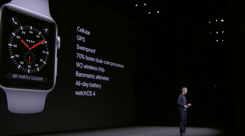 apple announces third generation smartwatch with lte 4 1024x569 - Apple announces third generation smartwatch with LTE