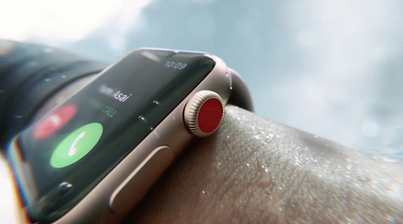 Apple announces third generation smartwatch with LTE