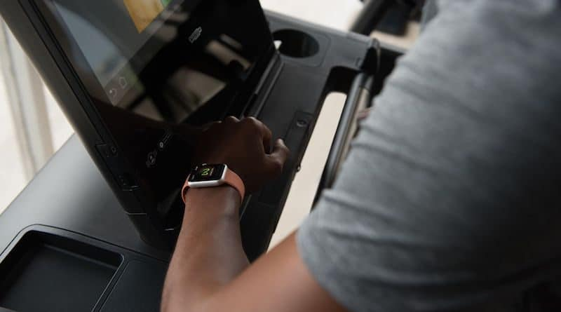 Apple takes the wraps off its hush-hush exercise lab
