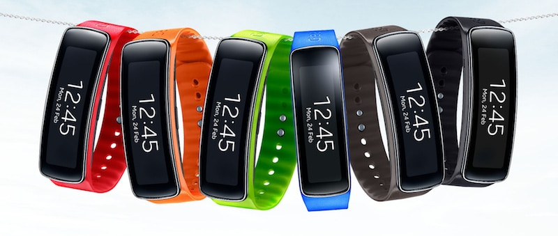 choosing from samsung s range of fitness wearables 8 - Choosing from Samsung's range of fitness wearables