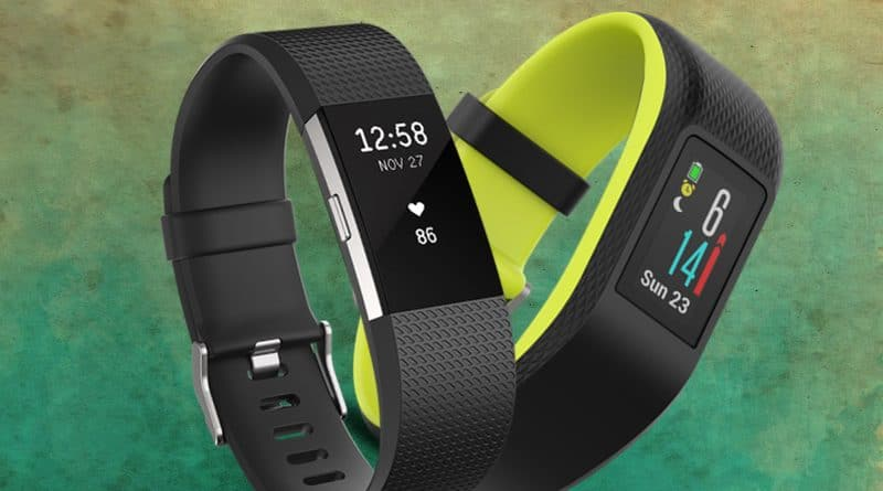 Fitbit Charge 2 or Garmin Vivosport: the battle of the fitness bands