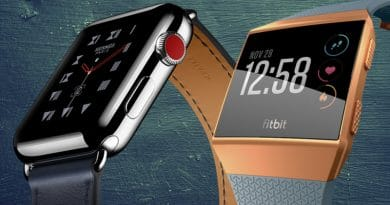 Fitbit Ionic or Apple Watch Series 3: Which to get?