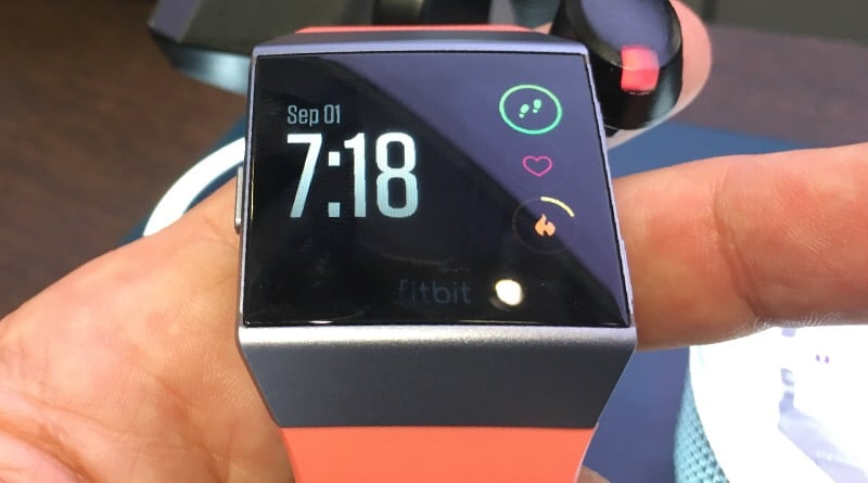 fitbit s long awaited ionic smartwatch first look 5 - Fitbit's long awaited Ionic smartwatch first look