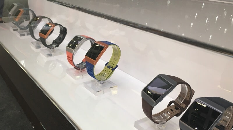 fitbit s long awaited ionic smartwatch first look - Fitbit's long awaited Ionic smartwatch first look