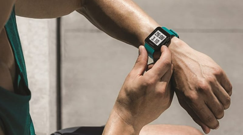 Forerunner 30 is a simple-to-use cheap GPS running watch