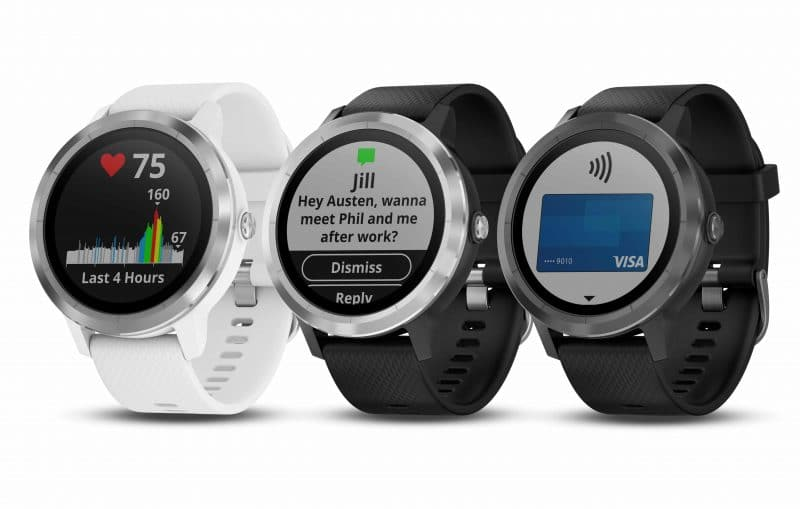 garmin introduces a trio of new vivo devices at ifa - Best golf GPS watches to hone your skills