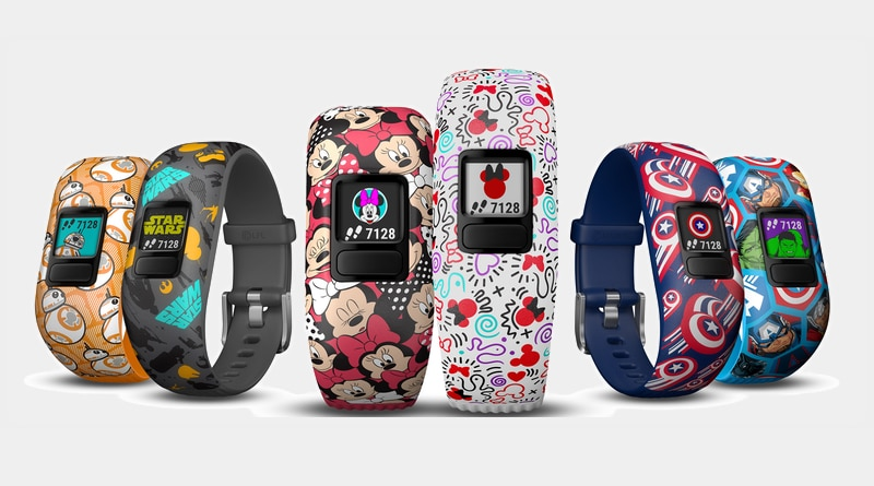 Garmin teams up with Disney for its new fitness tracker for kids