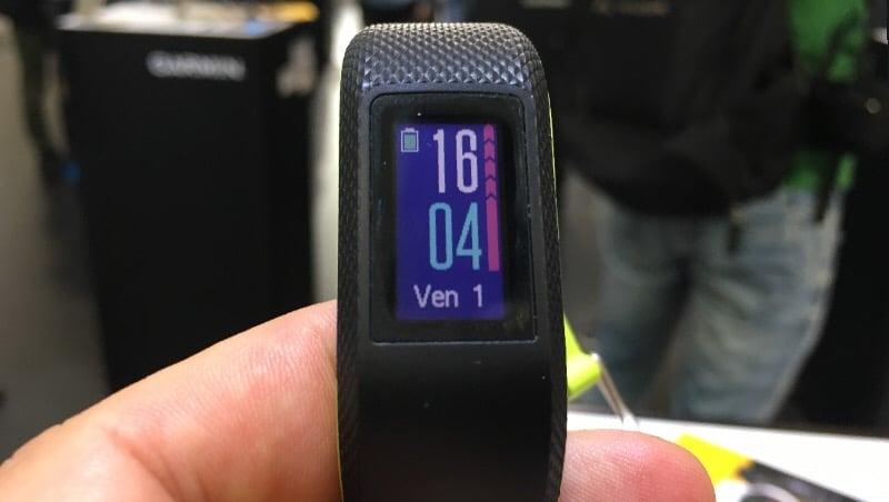 garmin vivosport hands on slim sporty tracker with gps 3 - Garmin Vivosport hands-on: slim, sporty tracker with GPS