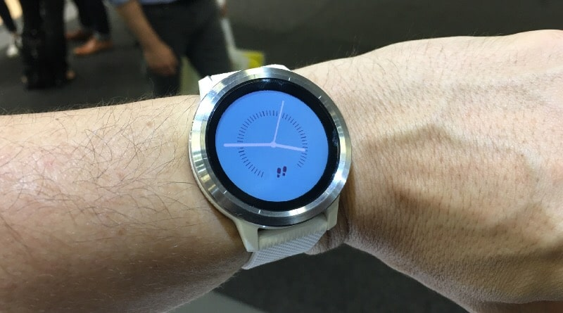 here is our first look at garmin vivoactive 3 6 - Here is our first look at Garmin Vivoactive 3