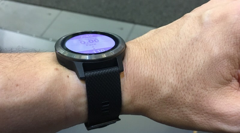 Here is our first look at Garmin Vivoactive 3