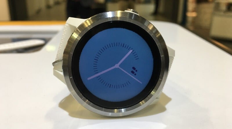 here is our first look at garmin vivoactive 3 - Here is our first look at Garmin Vivoactive 3