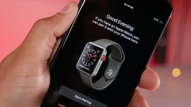 iOS 11 GM leak gives us the first images of Apple Watch 3