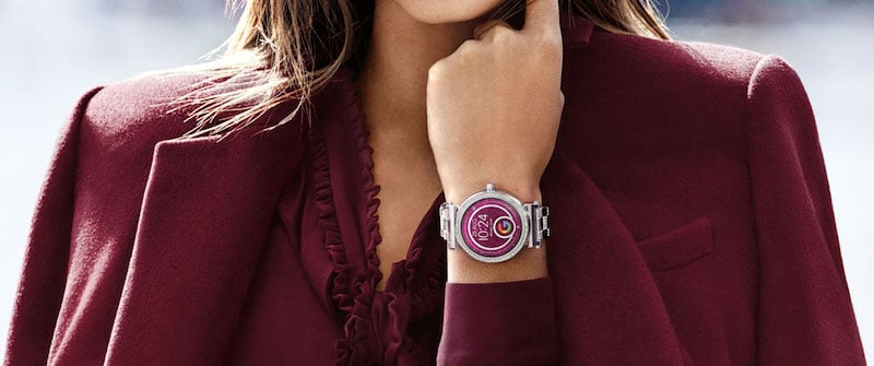 michael kors launches its grayson and sofie smartwatches 2 - Top smartwatches for women: stylish timepieces built for small wrists