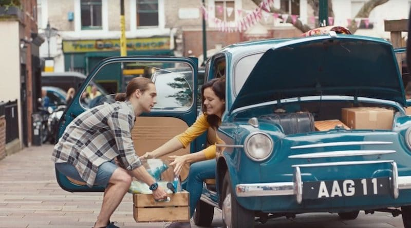 Samsung's wearables campaign promotes overall wellbeing for new Gear trackers