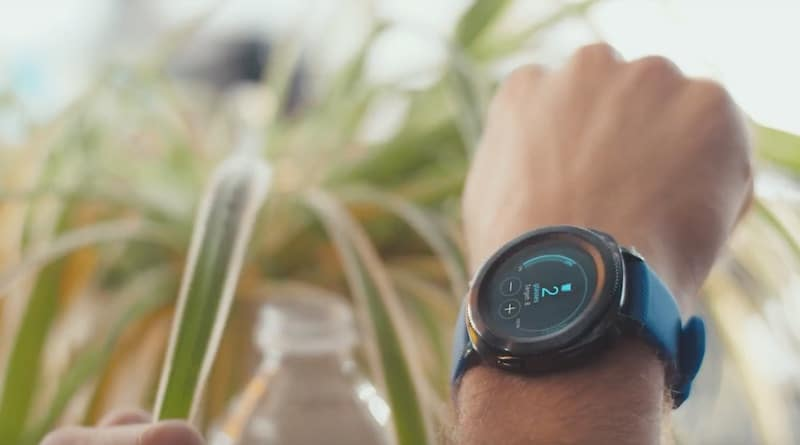 samsung s wearables campaign promotes overall wellbeing for new gear trackers - Samsung's wearables campaign promotes overall wellbeing for new Gear trackers