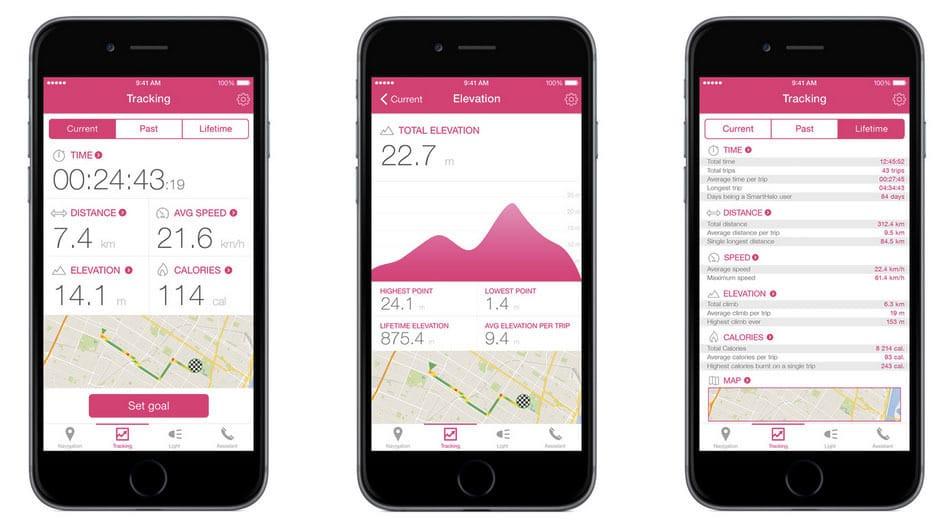 smarthalo brings gps navigation and activity tracking to any bicycle 3 - SmartHalo brings GPS navigation and activity tracking to any bicycle