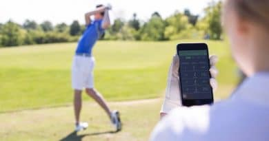 SwingLync: swing feedback for the everyday golfer