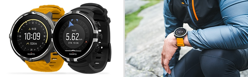the new spartan sport wrist hr baro offers maximum precision at high altitude 3 - The new Spartan Sport Wrist HR Baro offers maximum precision at high altitude