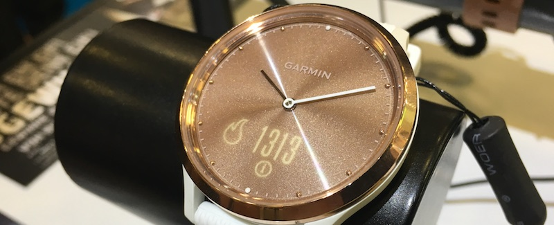 top 10 wearables of ifa 2017 picture gallery 6 - Garmin Vivomove HR: essential info