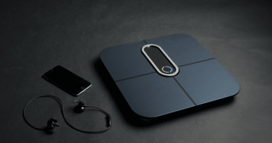 Adore: AI powered smart scale that visualizes your health