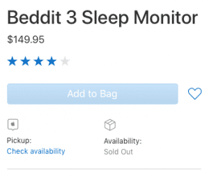 apple may have discontinued production of beddit sleep monitor 300x254 - Apple may have discontinued production of Beddit sleep monitor