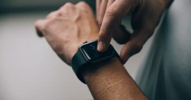 Apple smartwatch app saves man from Pulmonary Embolism