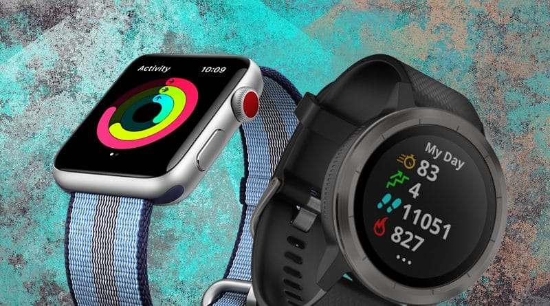 Apple Watch 3 or Garmin Vivoactive 3: which to get?
