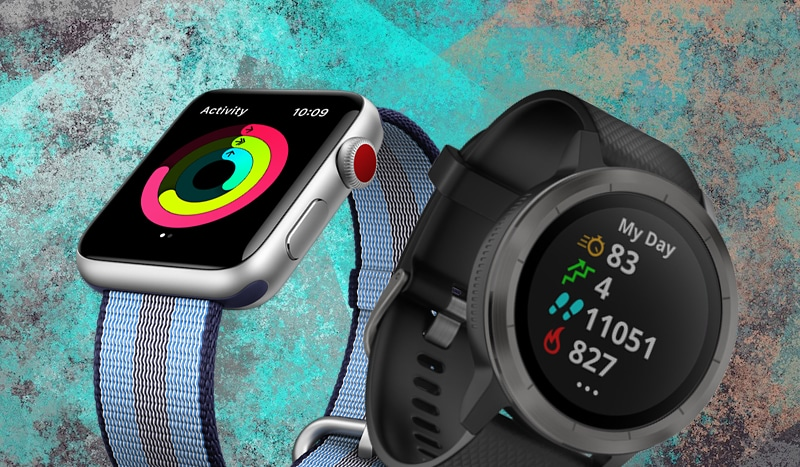 Fitbit Swimming Tracker >> Apple Watch 3 or Garmin Vivoactive 3: which to get?