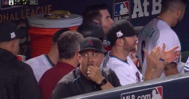 Baseball coach fined by MLB for wearing an Apple Watch during game