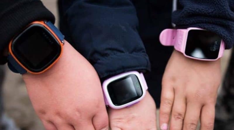 Consumer Reports warns over poorly secured smartwatches for kids
