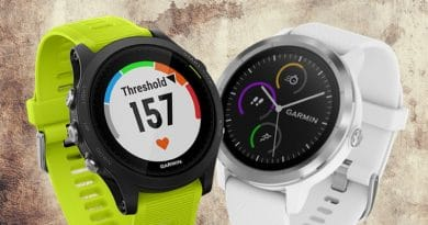 Picking between Garmin Vivoactive 3 and Fenix 5/Forerunner 935