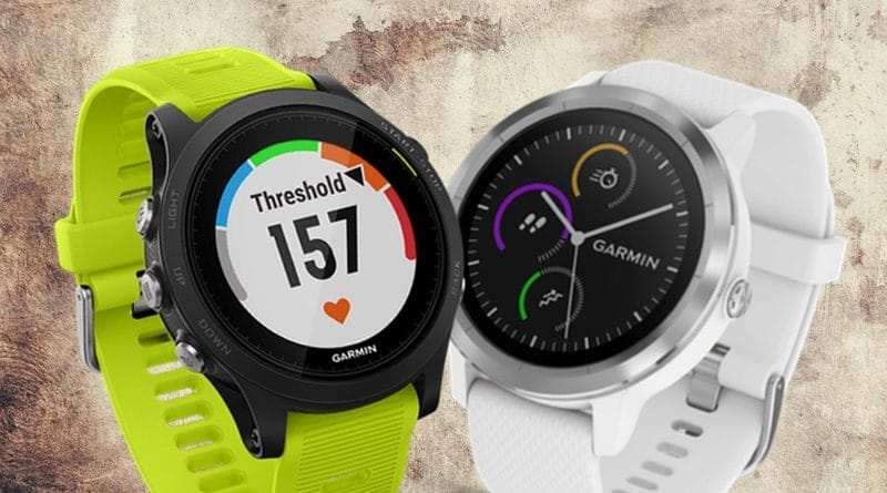 Picking Between Garmin Vivoactive 3 And Fenix 5 Forerunner 935