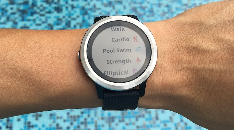 Review Vivoactive 3 The Swiss Army Knife Of Activity