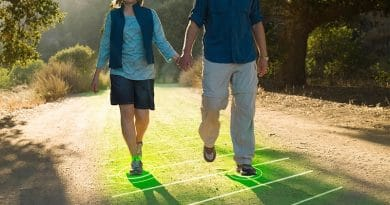 Sensoria and Genesis Rehab team up on intelligent footwear for the elderly
